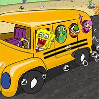 Игры губка боб гонка на машине цитата джека из титаника